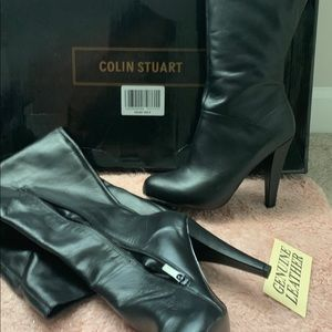 Women's Knee High Leather Boots